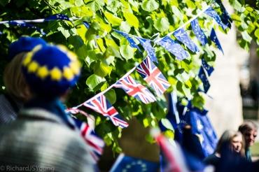 The UK belongs in the EU. Photo © Richard J S Young.
