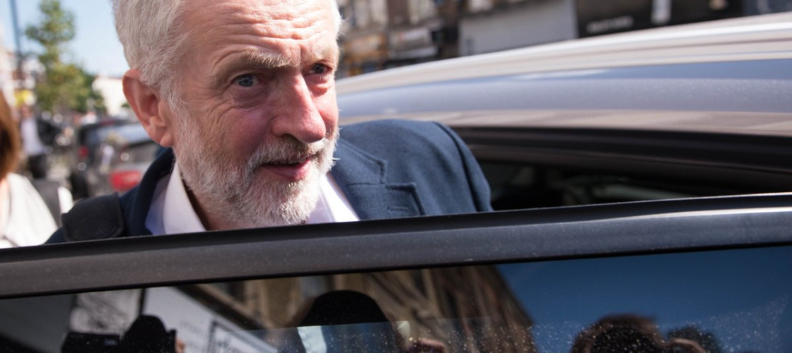Nearly meeting Jeremy – time for the Labour party to clarify its position