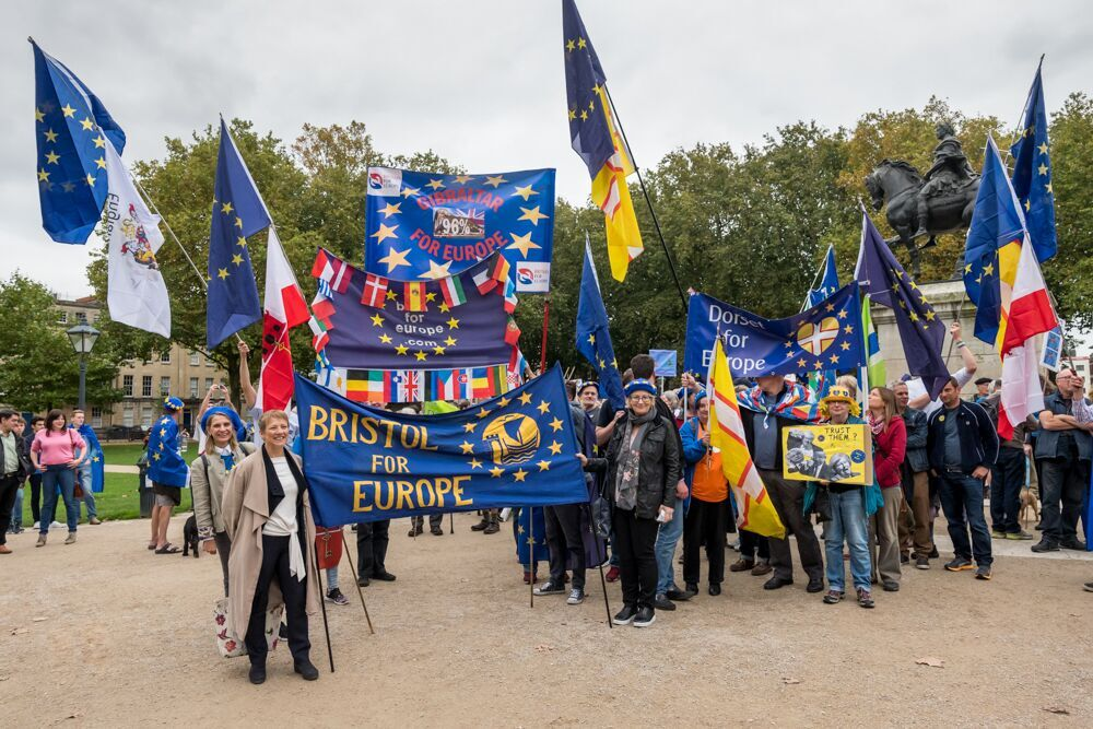 Bath for Europe turns out for Bristol's #StopBrexit regional rally