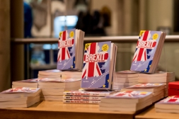 Ian Dunt's book is an excellent overview of Brexit. Photo © Mick Yates.