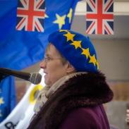 Molly Scott Cato MEP. Photo © Clive Dellard.
