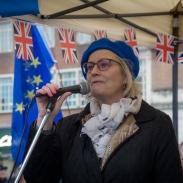 Julie Girling MEP. Photo © Clive Dellard.