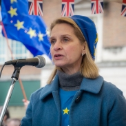 Wera Hobhouse MP. Photo © Clive Dellard.