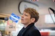 Claire Moody MEP. Photo © Clive Dellard.