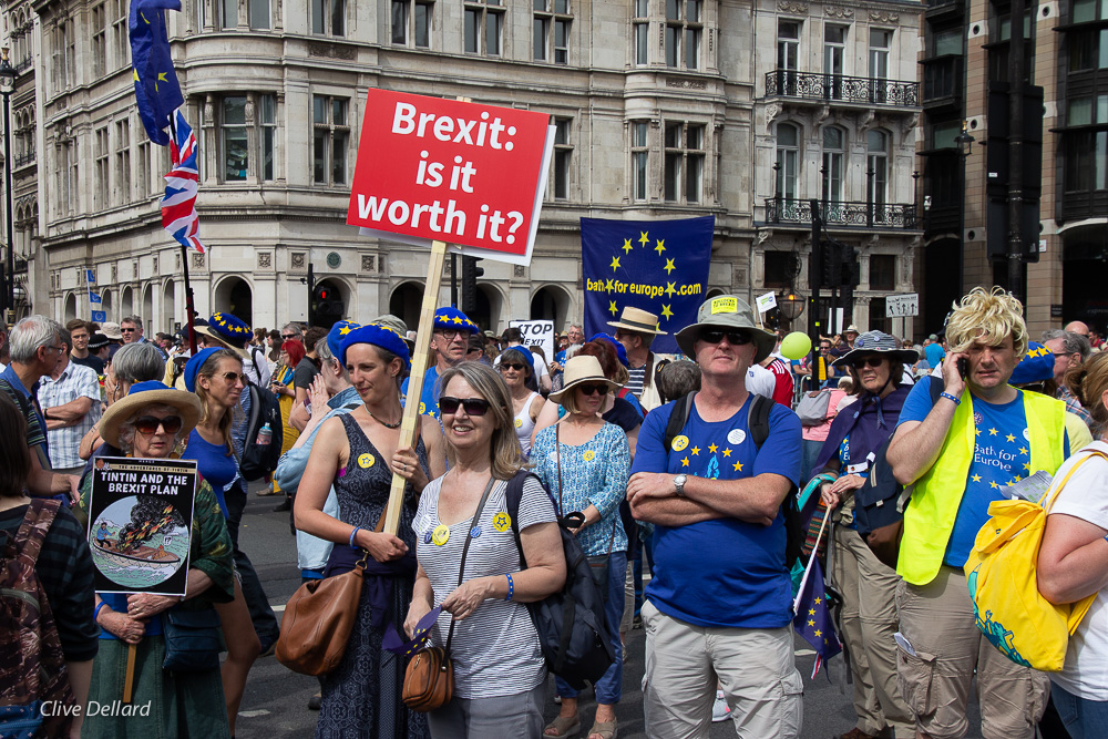 Bath for Europe rallies 200+ supporters for People's Vote March