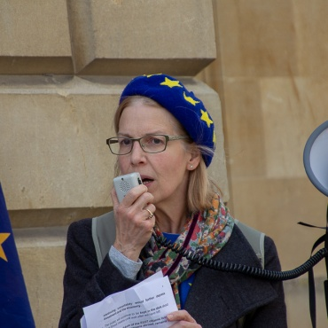Livy Leydenfrost looked at what a Brexit deal would look like. Photo © Clive Dellard.
