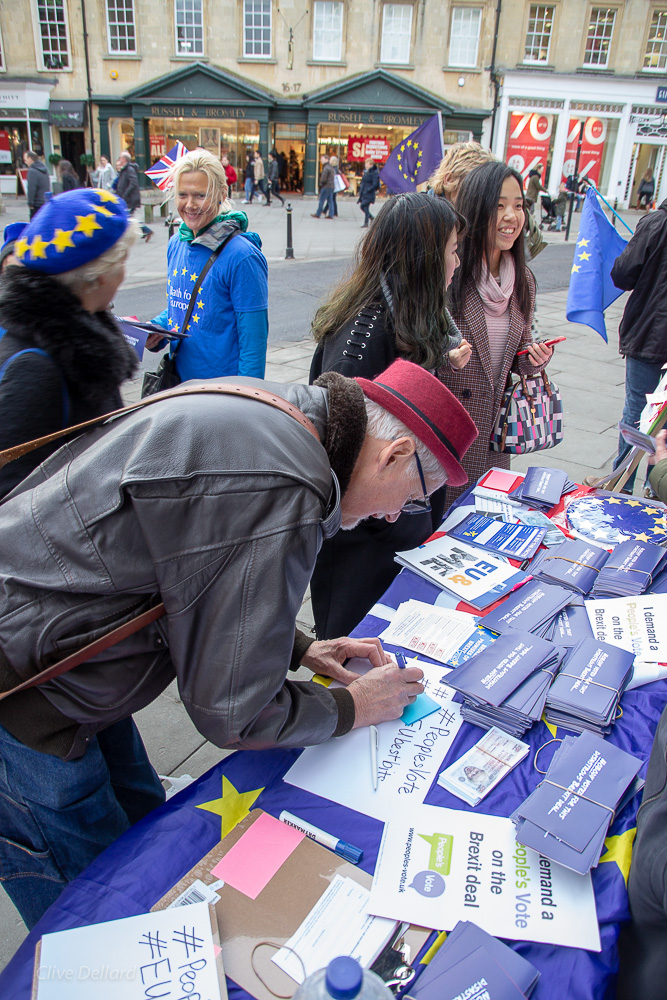 #PeoplesVote National Day of Action 12th January