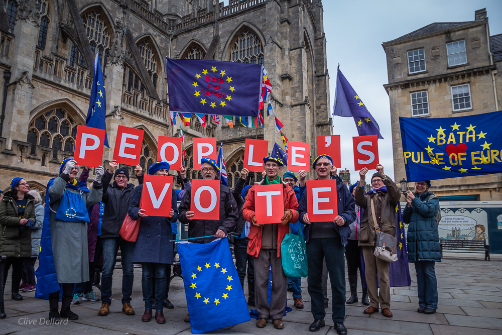Bath for Europe's rousing call for a People's Vote