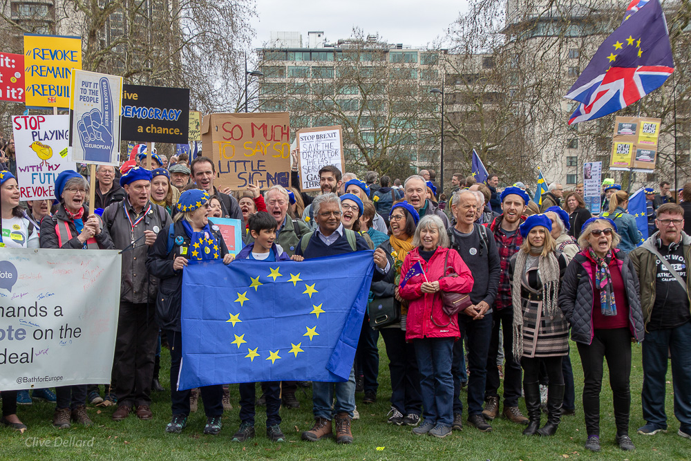 Why I'm standing against Brexit