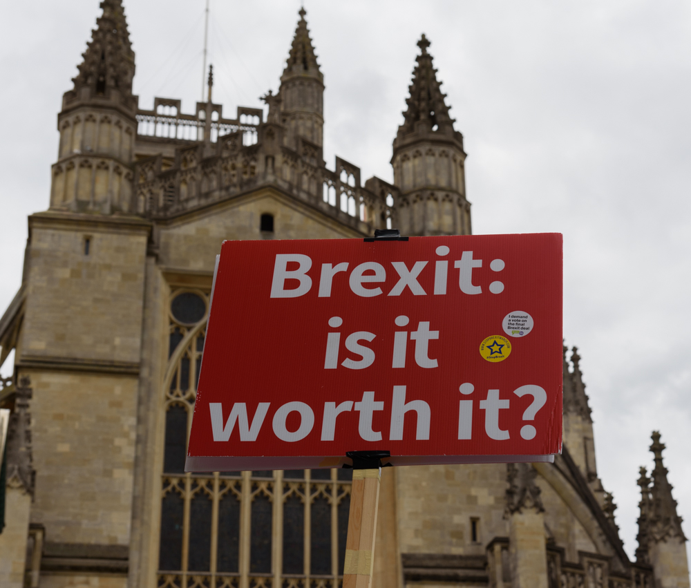 BREXIT REALITY  – FEBRUARY 2021