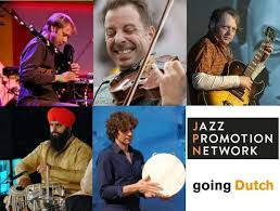 LoLanders Dutch-Scottish Jazz Concert, Monday 24th June, 7:30 pm, Widcombe Social Club, Bath