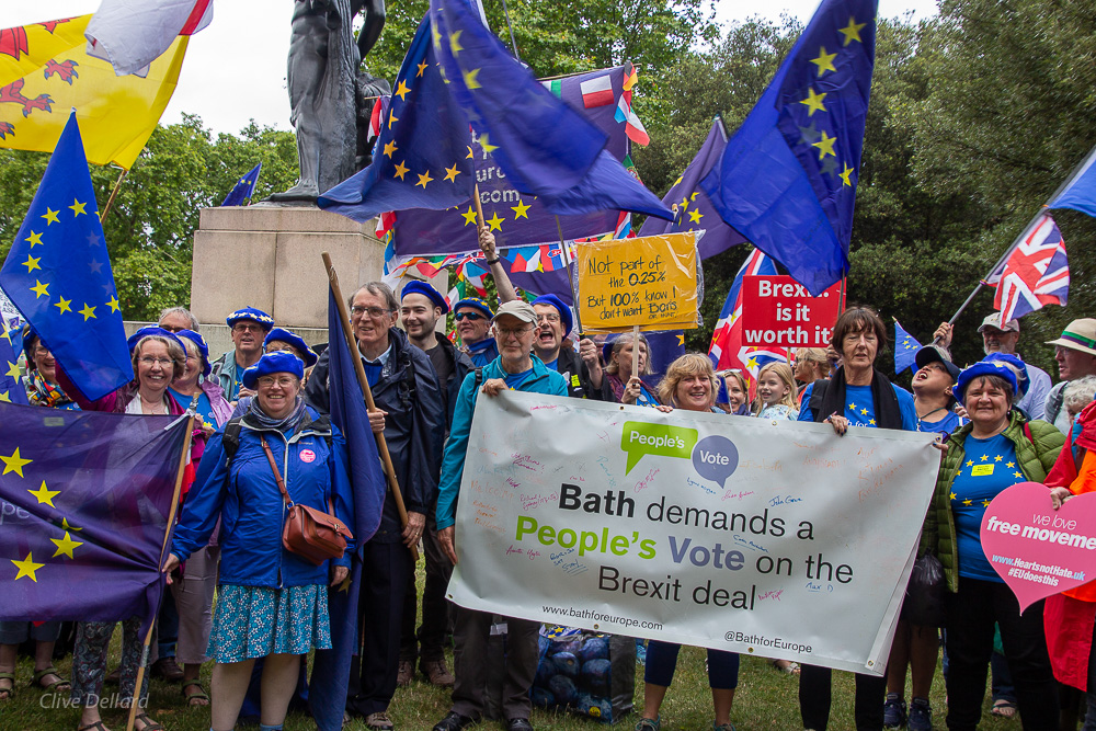 'No To Boris, Yes To Europe!' says Bath for Europe