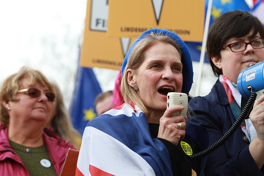 "Online event with Wera Hobhouse MP: ""Being European in Brexit Britain"", Tuesday 16th June, 7 – 8 pm"