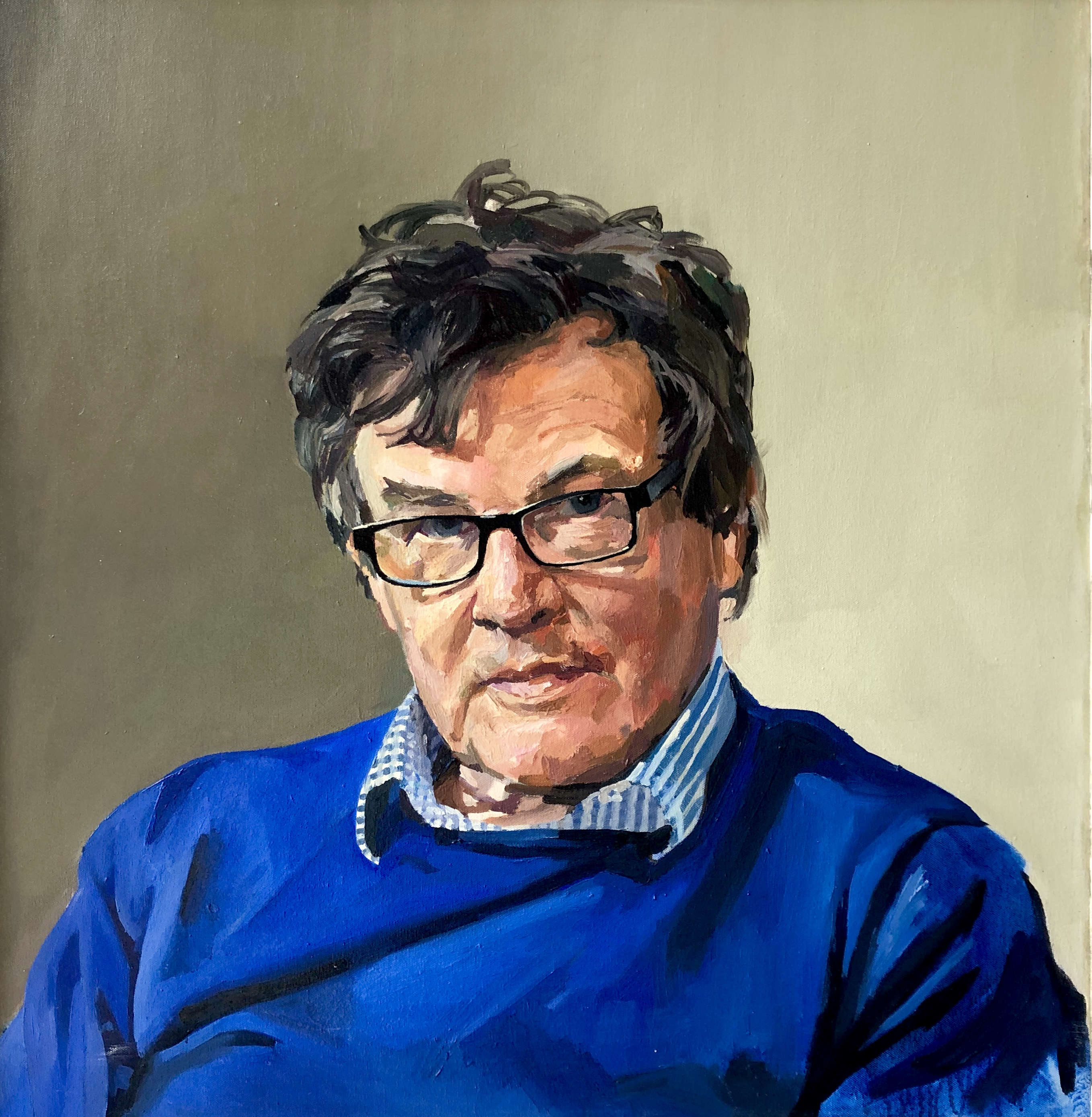 Online event with Peter Oborne: 'The Assault on Truth.' Tuesday, May 11th 2021, 19:30 -20:45